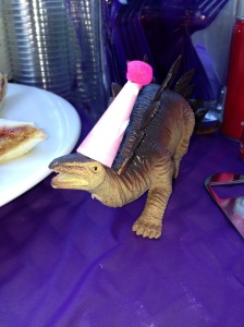 Dino Party Hat