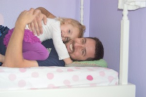 how to make a toddler bed