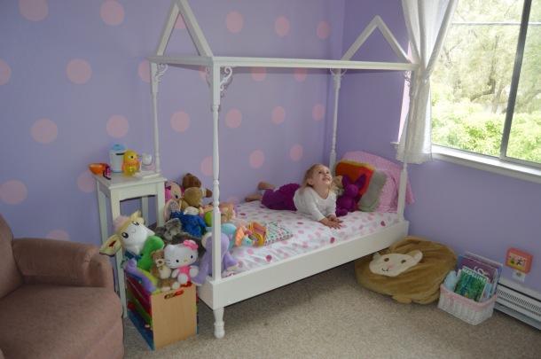 princess bed