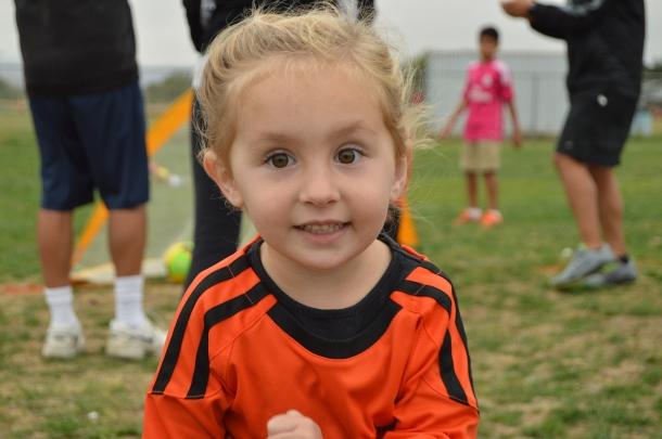 toddler soccer