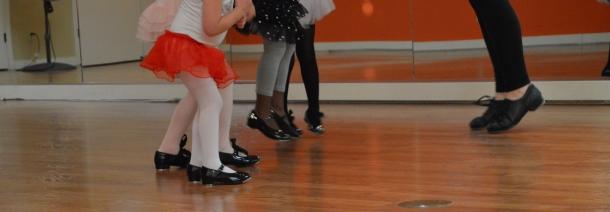 toddler tap dance