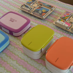 Comparing Lunchboxes